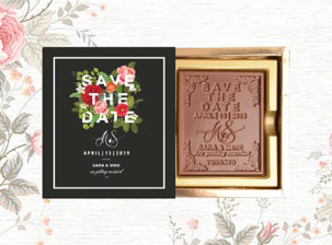 Greeting save The Date Bar